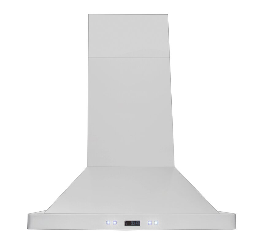 "24"" 600 CFM Convertible Wall Mount Range Hood"