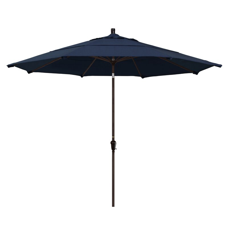 Mullaney 11' Market Sunbrella Umbrella