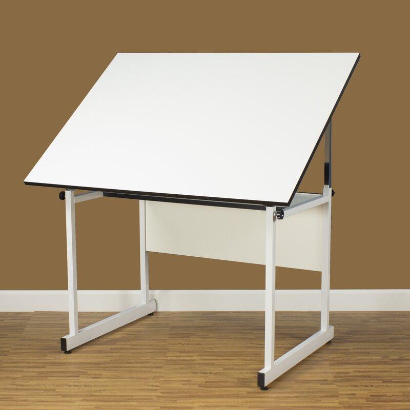 Workmaster® Height Adjustable Drafting Table