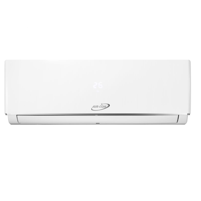Serene Series Inverter 9,000 BTU Ductless Mini Split Air Conditioner with Heater and Remote