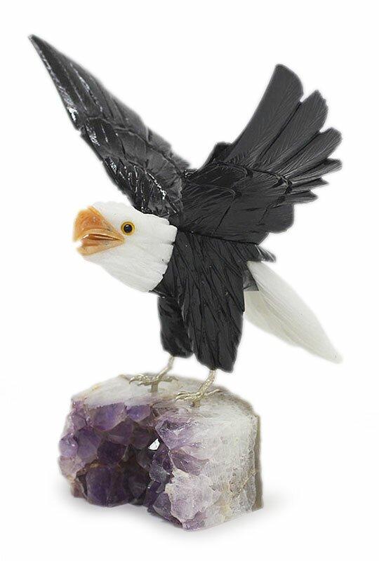 Muller Brave American Eagle Figurine