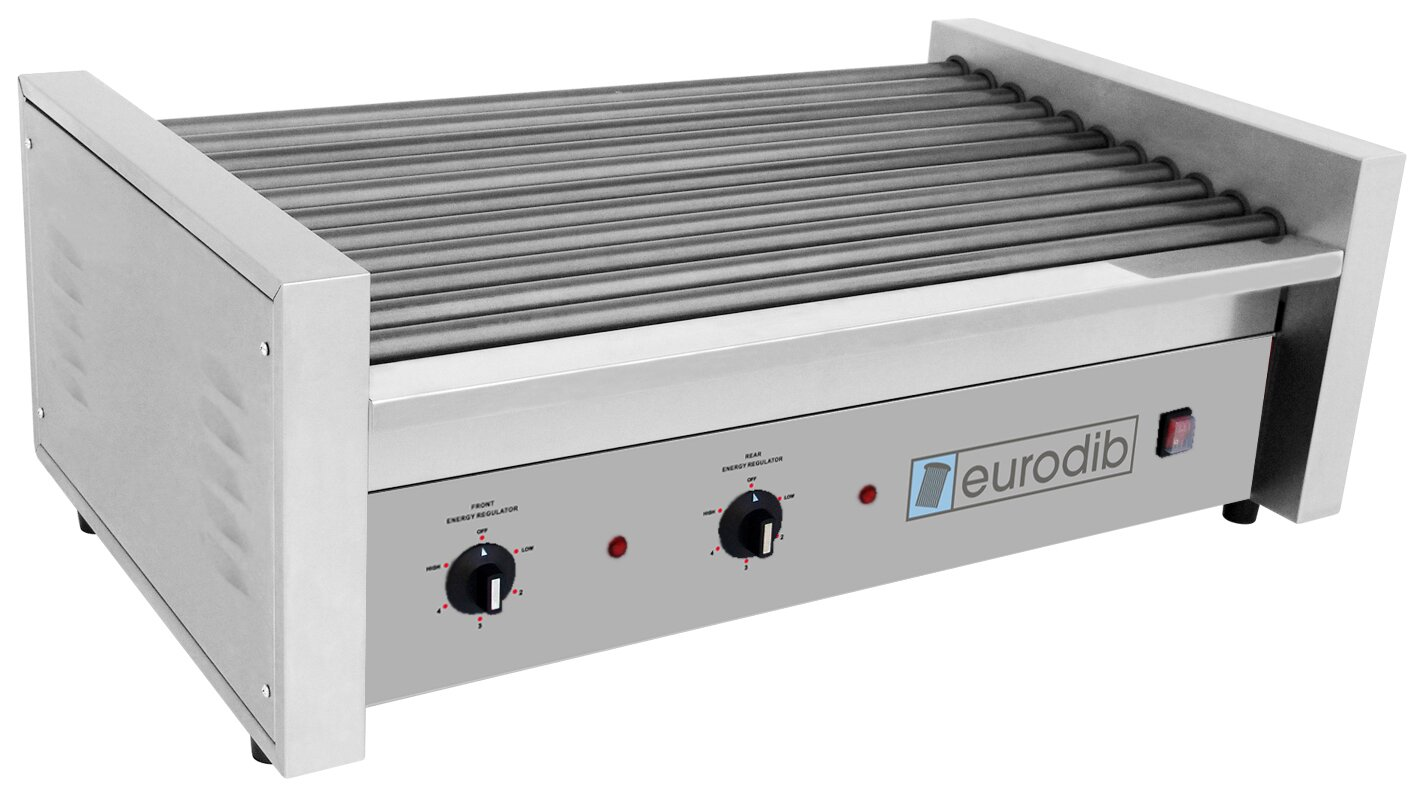 Eurodib Hot Dog Roller