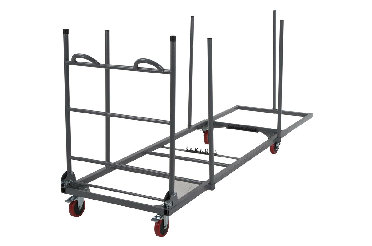 Zown Commercial Heavy Duty Table Dolly