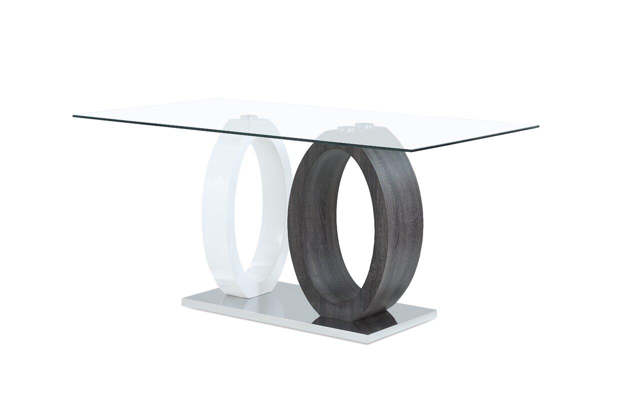 Poirier Oval Base Dining Table