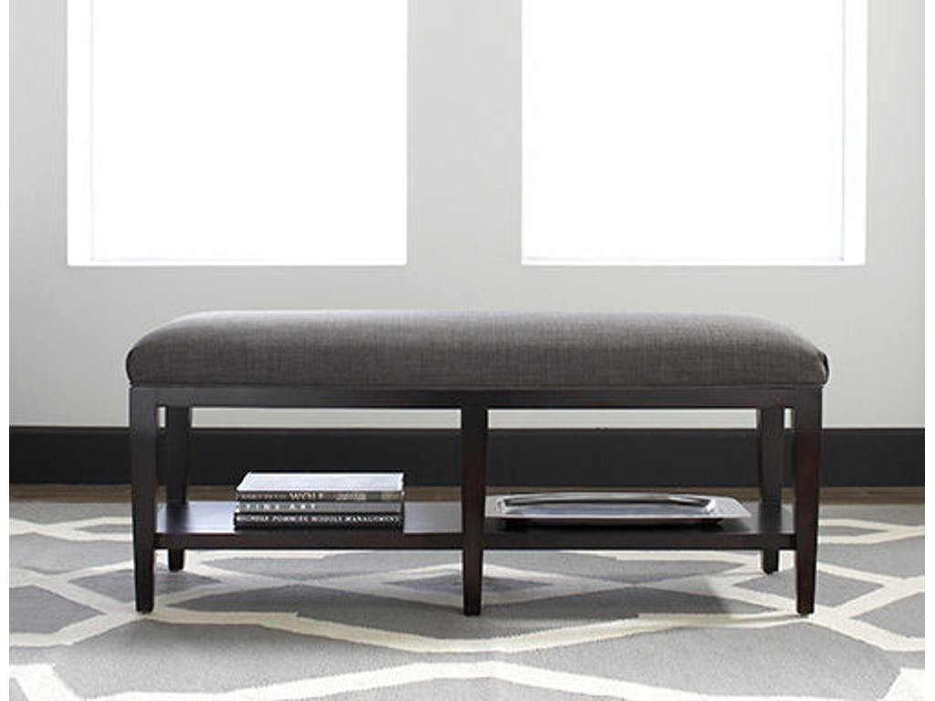 Libby Langdon Preston Upholstered Bench