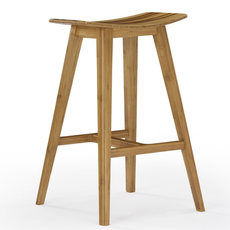 "Peguero 26"" Bar Stool (Set of 2)"
