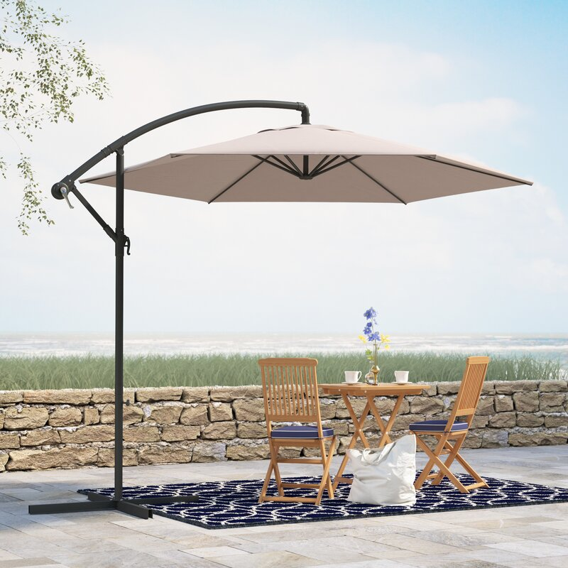 Alyssa 10' Cantilever Umbrella