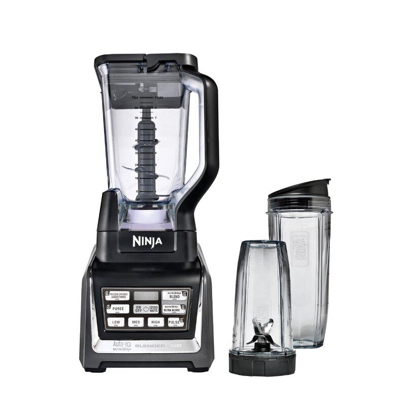 Ninja Nutri Countertop Blender