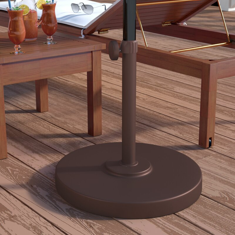 Ryant Metal Free Standing Umbrella Base