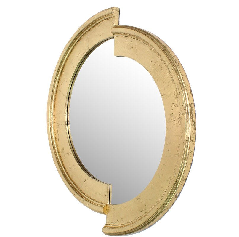 Shrader Stylish Dressing Accent Mirror (Set of 2)