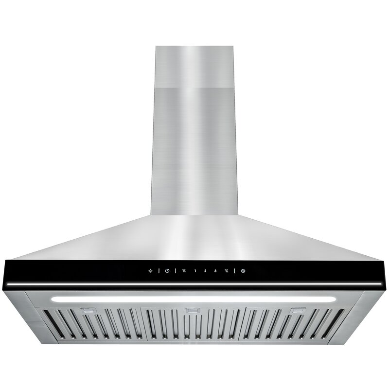 "30"" 217 CFM Convertible Wall Mount Range Hood"