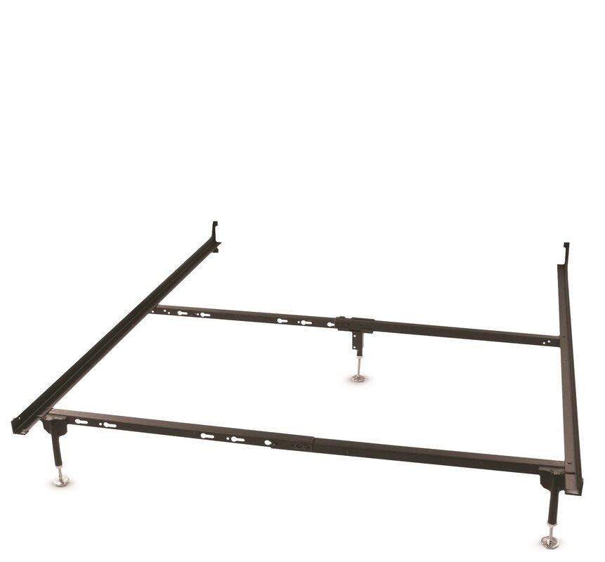 Croyle Metal Bed Frame