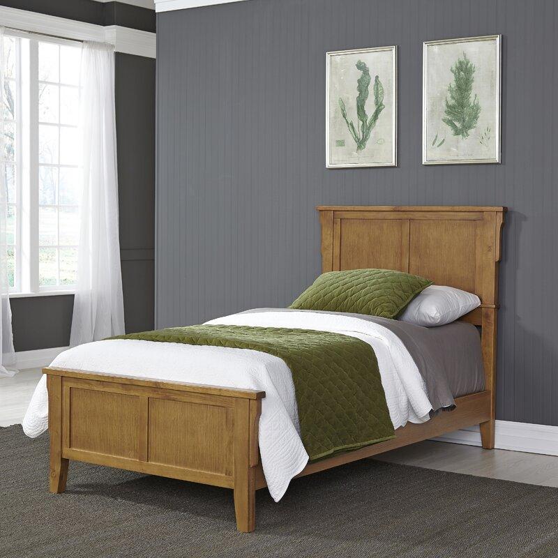 Clarke Panel Bed