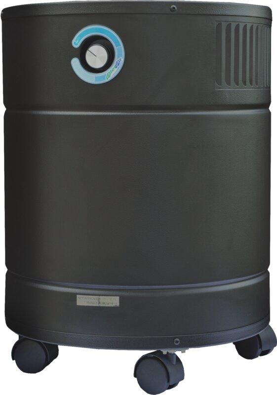 AirMedic Room HEPA Air Purifier with UV Bulb