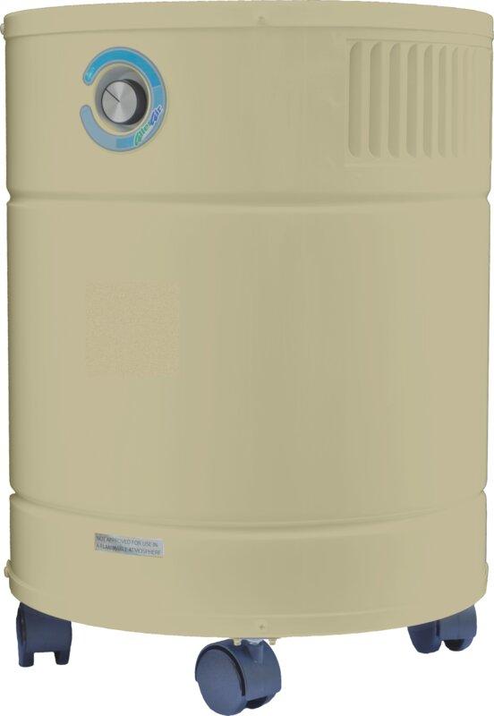 AirMedic Pro 5 Ultra Smoke Room HEPA Air Purifier
