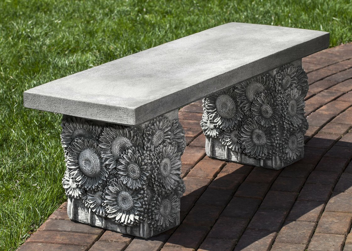 Mahar Sunflower Bench