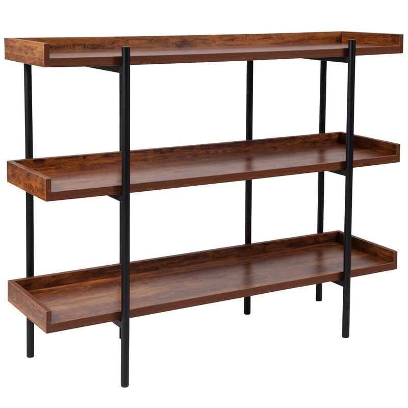 "Wayfair 35"" H x 47.25"" W Storage Shelf"