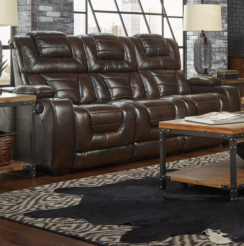 Heiner Home Theater Sofa