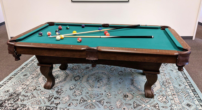 Classic Billiard 7.3' Pool Table