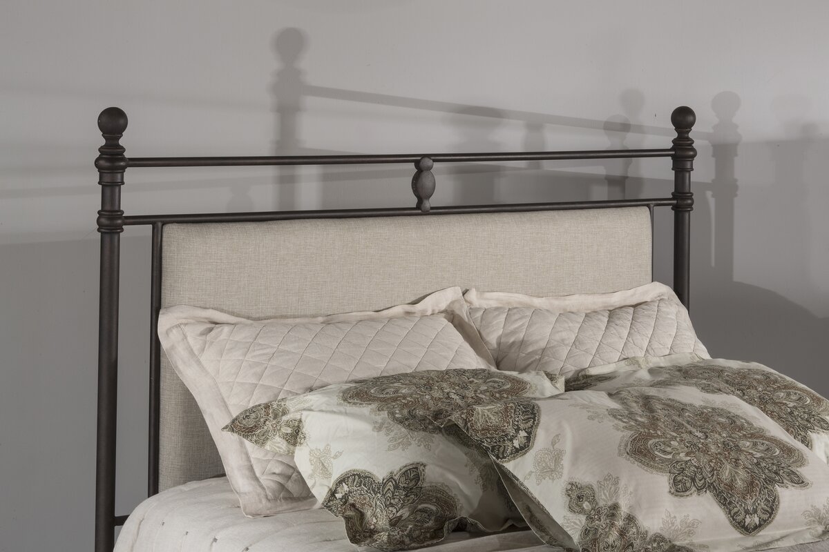 Colley-Critchlow Upholstered Panel Headboard