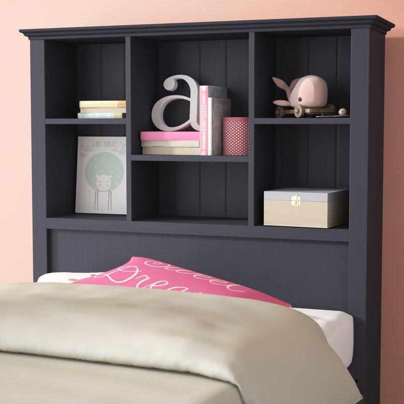 Baileyville Bookcase Headboard