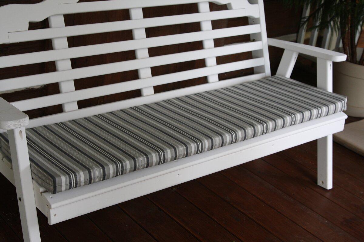 Indoor/Outdoor Bench Cushion