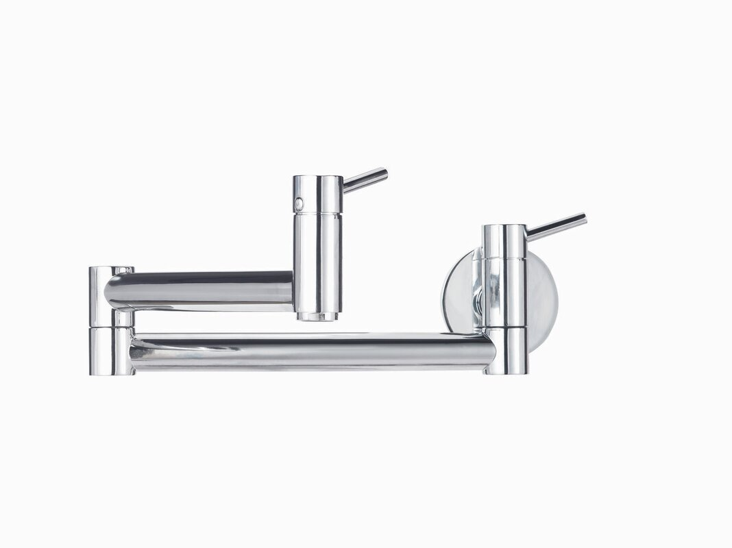 Cantata Pot Filler with Cold Water Dispenser