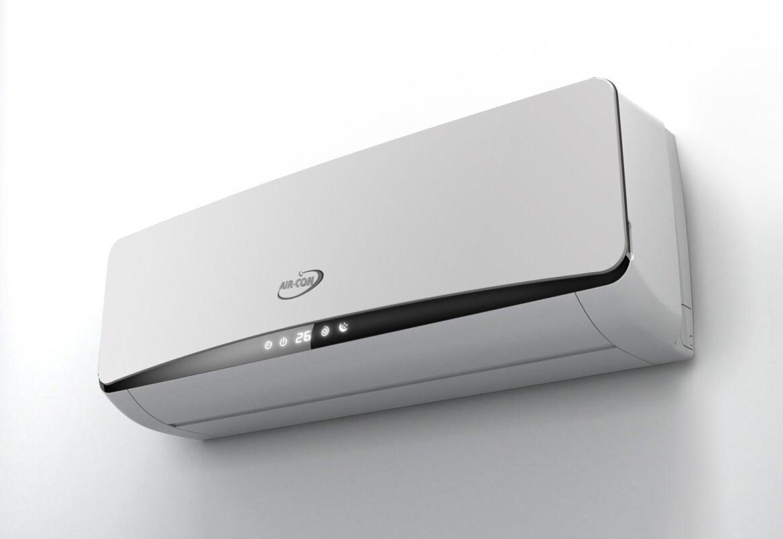 Titanium Series 9,000 BTU Ductless Mini Split Air Conditioner with Heater and Remote