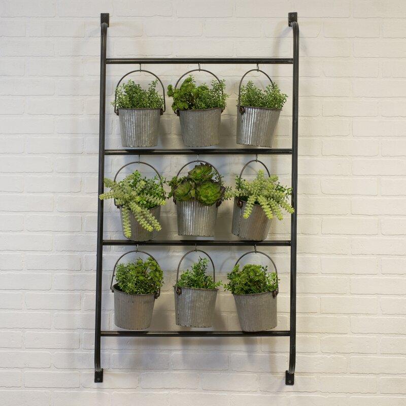 Wotring Metal Vertical Garden