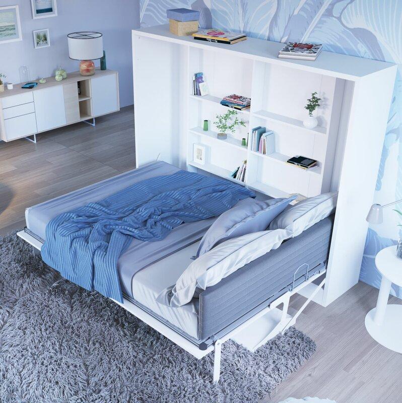 Gautreau Full/Double Murphy Bed
