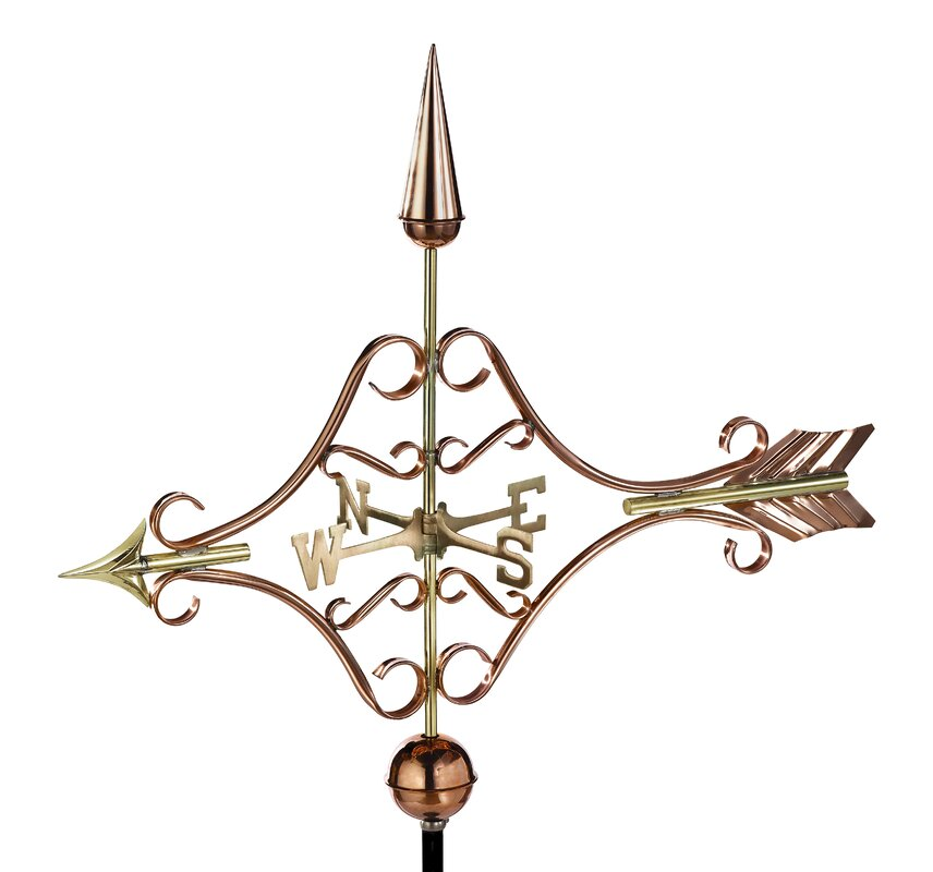 Victorian Arrow Weathervane