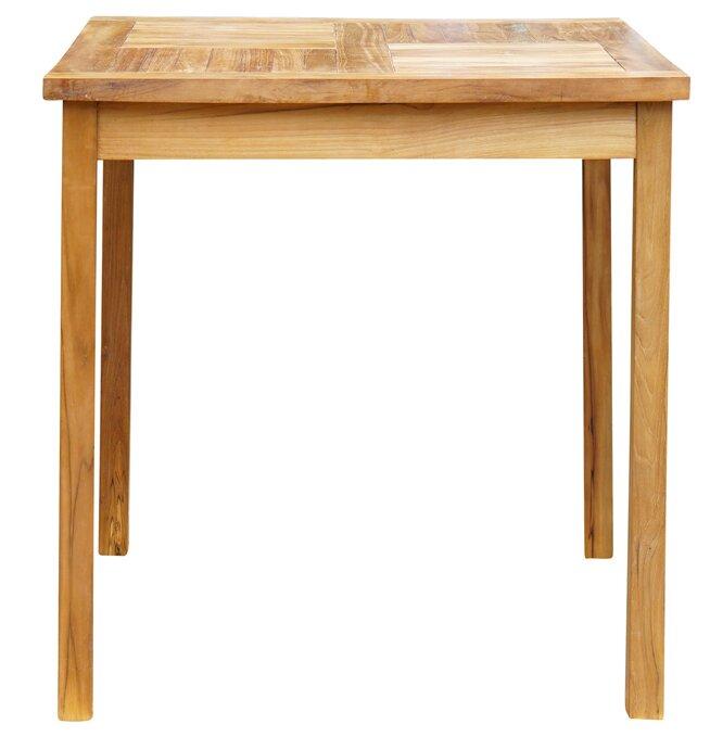 Klaus Teak Bar Table