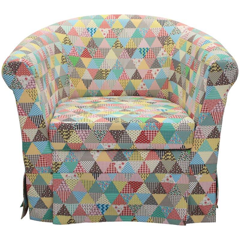 Hepler Barrel Chair