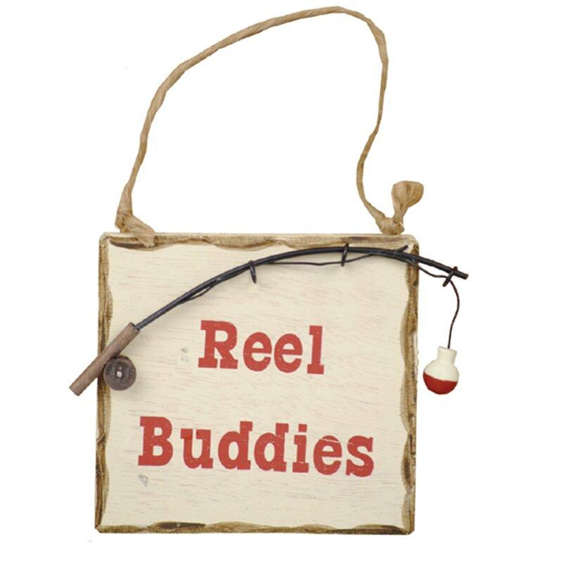 Reel Buddies Hanging Figurine (Set of 144)
