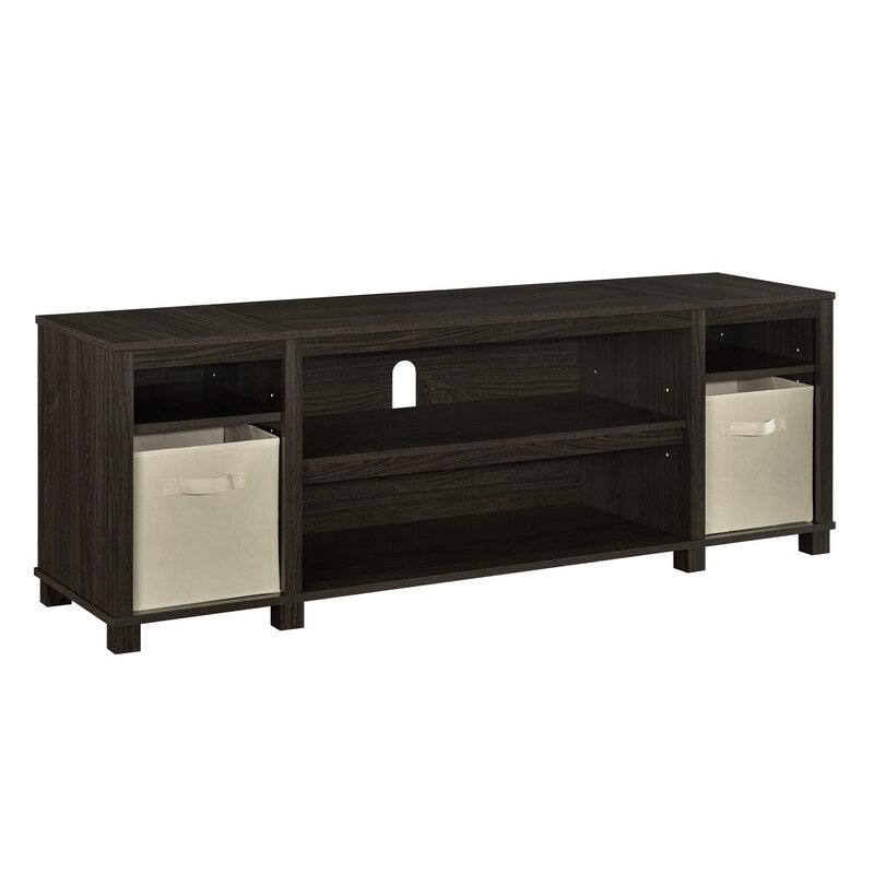 Napkin Ring TV Stand for TVs up to 65""
