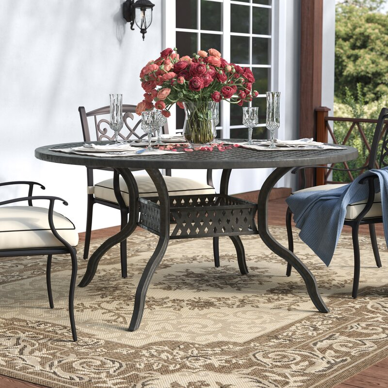 Mckinney Traditional Dining Table