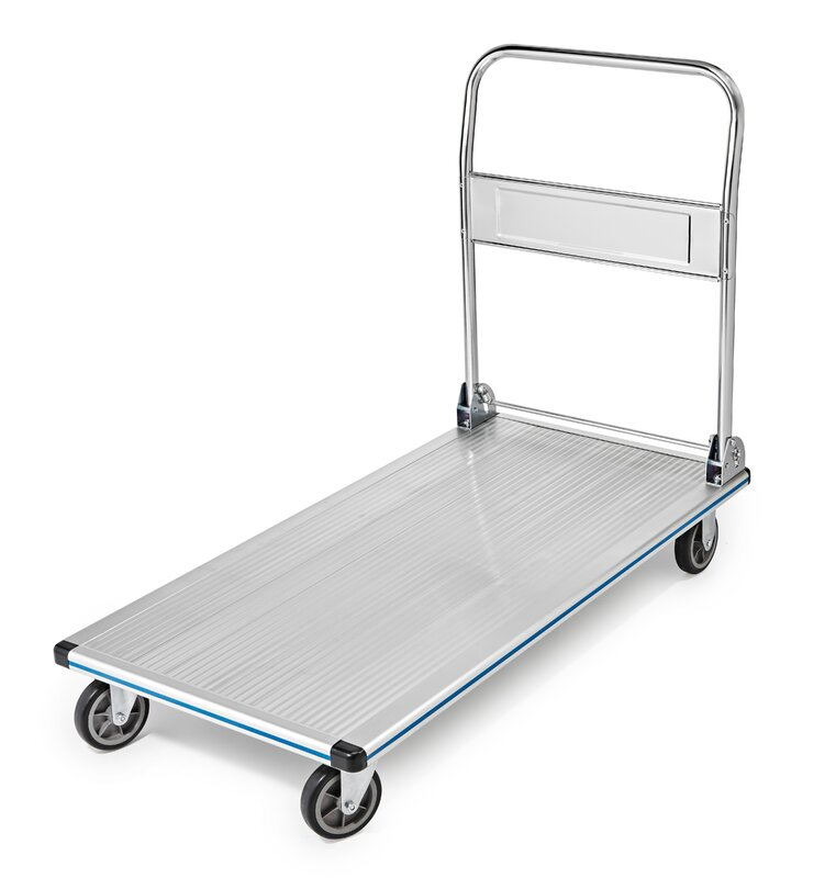 660 lb. Capacity Folding Platform Dolly