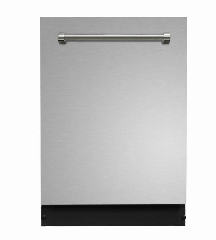 "Professional 24"" 48 dBA Built-in Dishwasher"