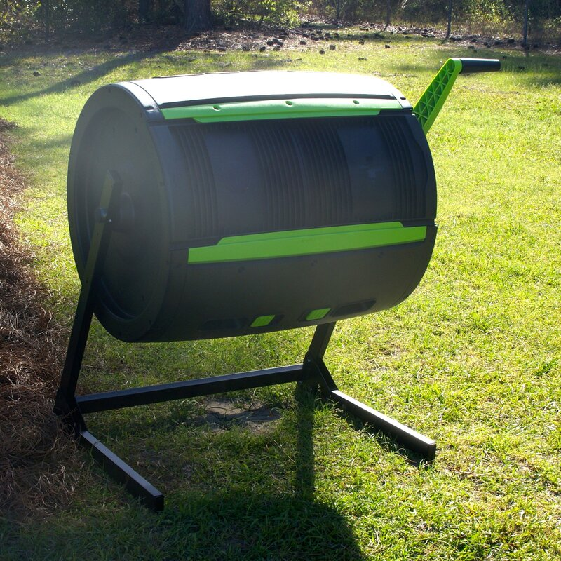 2 Stage Maze 65 Gal. Tumbler Composter