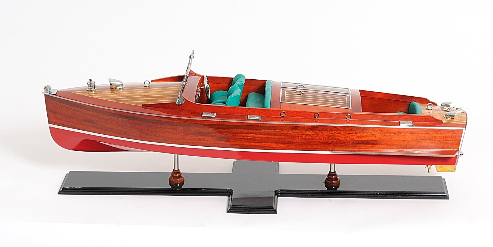 Chris Craft Painted Model Boat