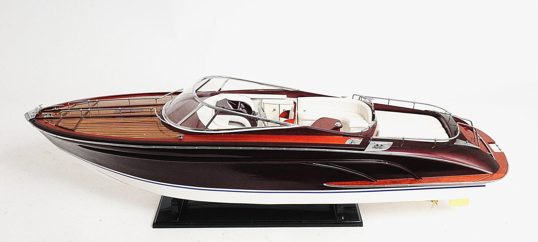 Riva Rivarama E.E. Model Boat