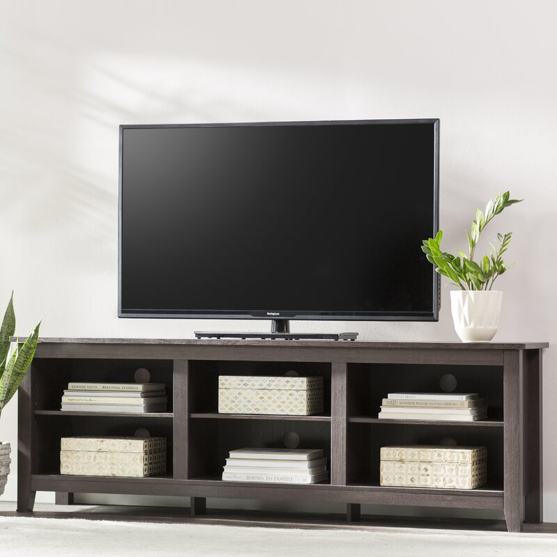 """Sunbury TV Stand for TVs up to 70"""" with optional Fireplace"""
