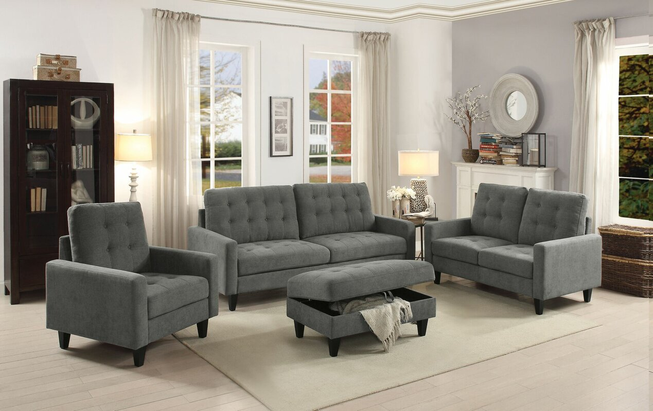 Rives Configurable Living Room Set