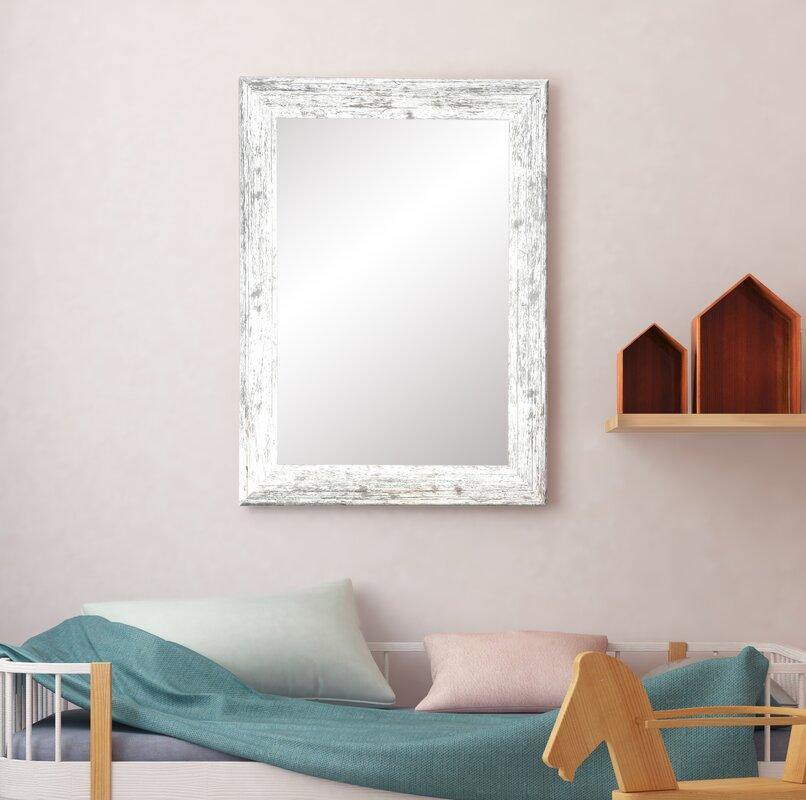 Garret American Barnwood Wall Mirror