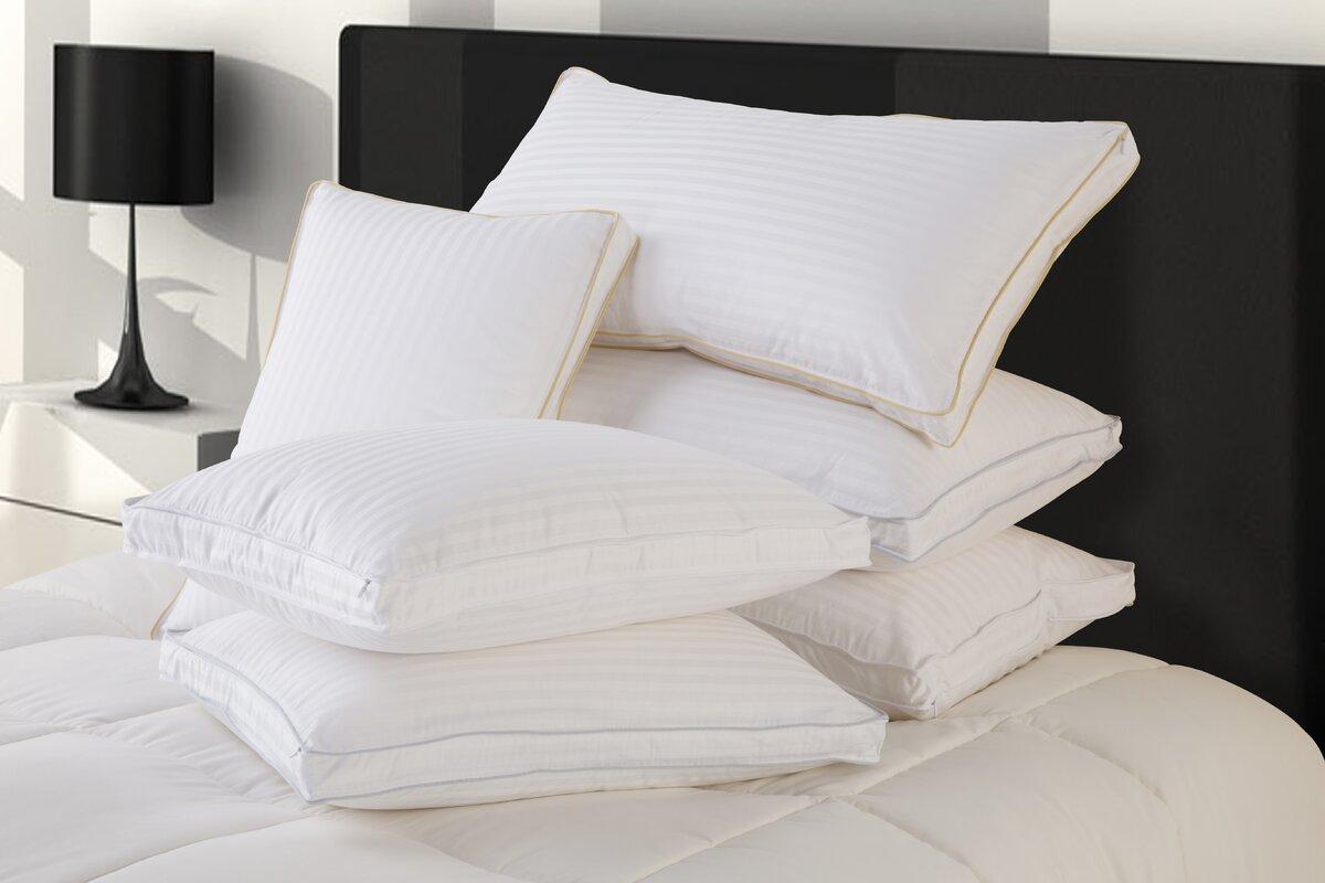 Ultra Medium Down Pillow (Set of 2)