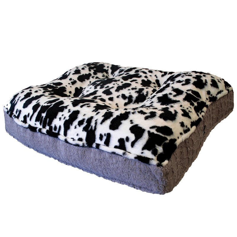Sicilian Rectangle Spotted Pony Bed Pad