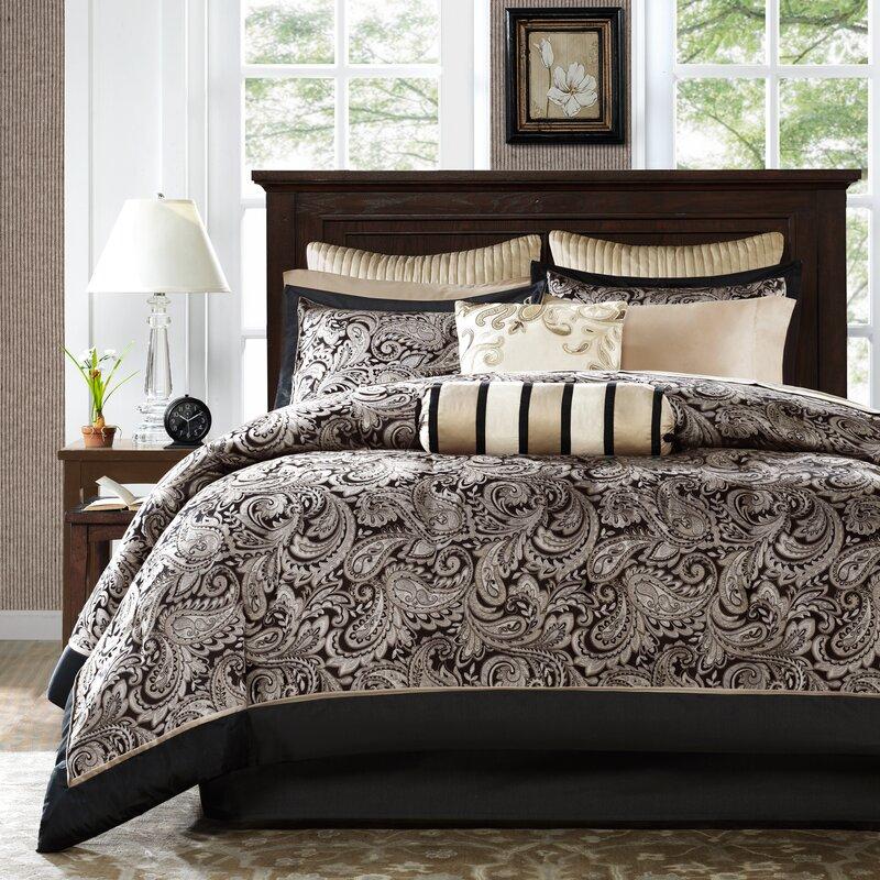 Pereira 200 Thread Count Comforter Set