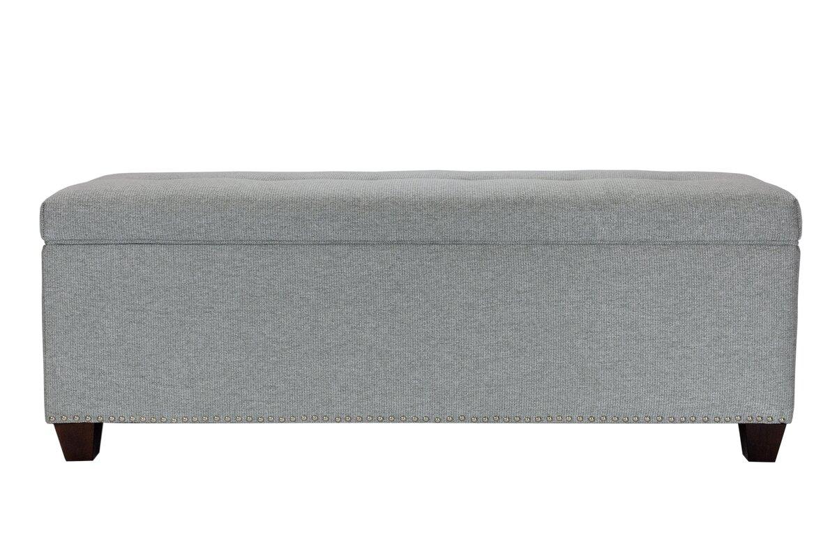 Lalonde Upholstered Storage Bench