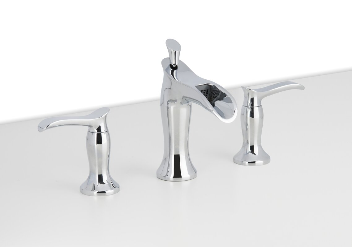 Eleganzia Widespread Bathroom Faucet