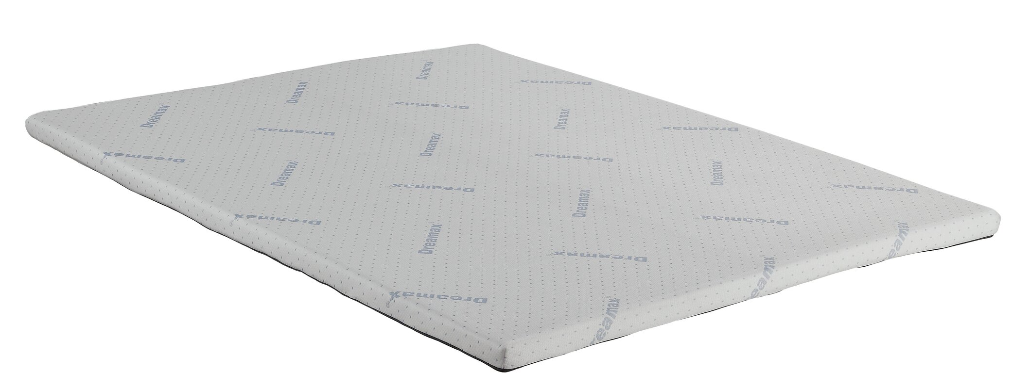 "Arabella 2"" Memory Foam Mattress Topper"